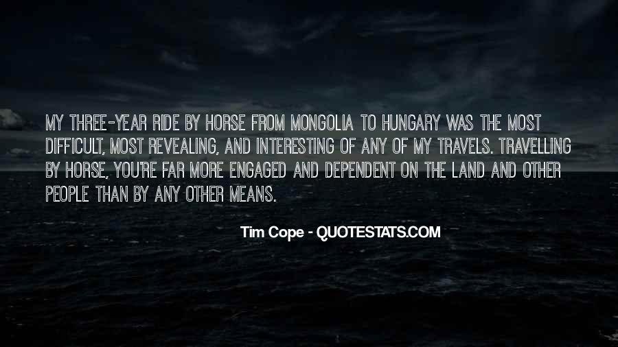 Horse Ride Quotes #707035