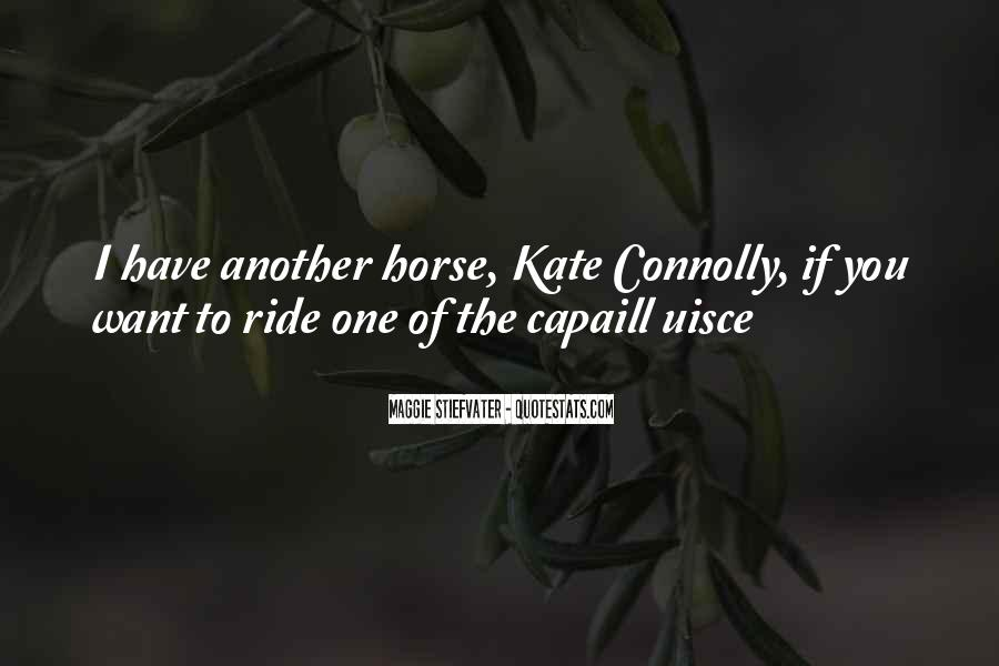 Horse Ride Quotes #844523