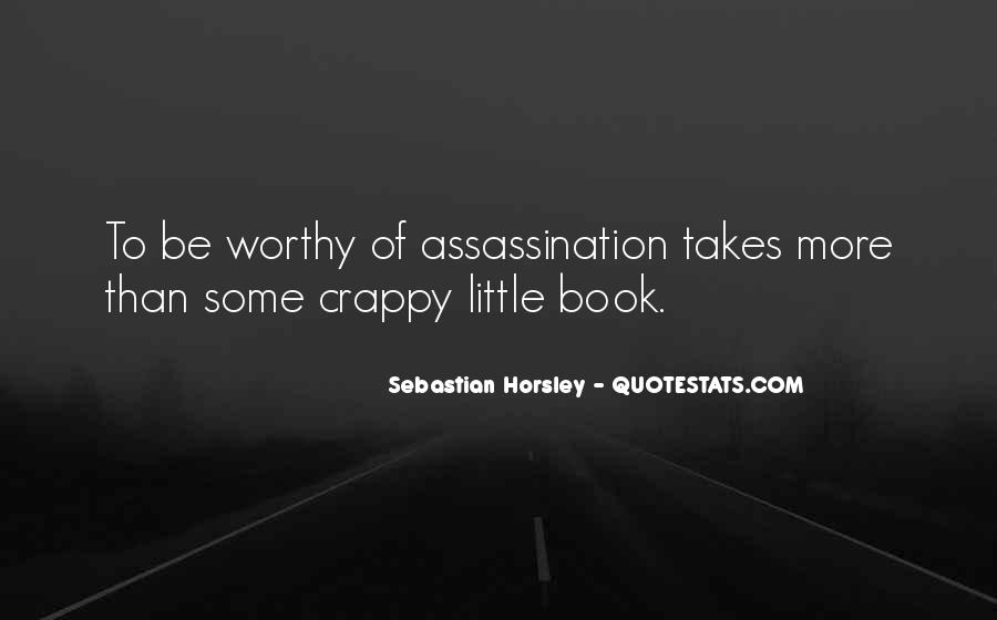 Horsley Quotes #1300256