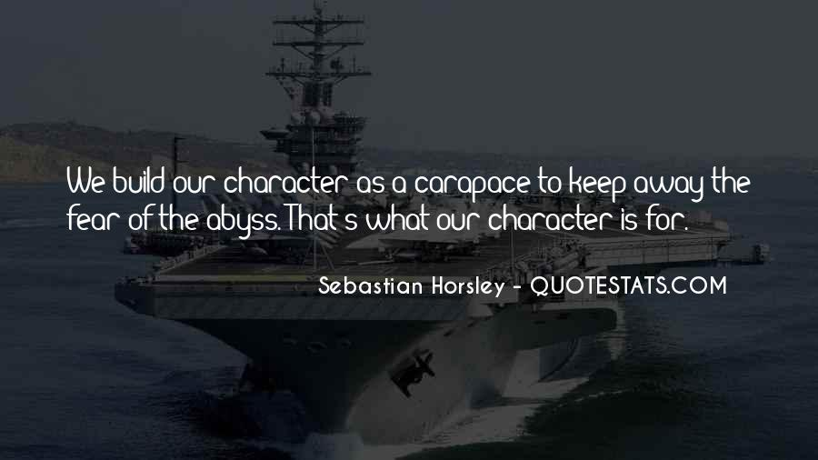 Horsley Quotes #1366324