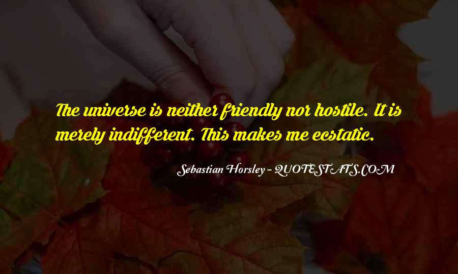 Horsley Quotes #1479387