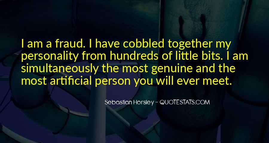Horsley Quotes #230793
