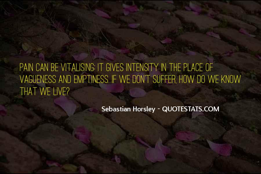 Horsley Quotes #251717
