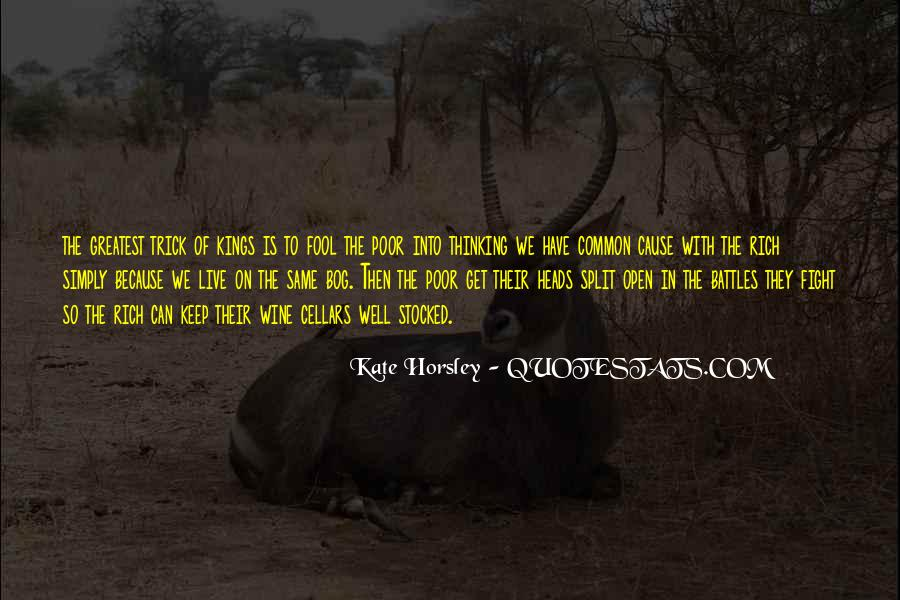 Horsley Quotes #852043