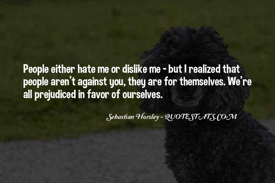 Horsley Quotes #885406