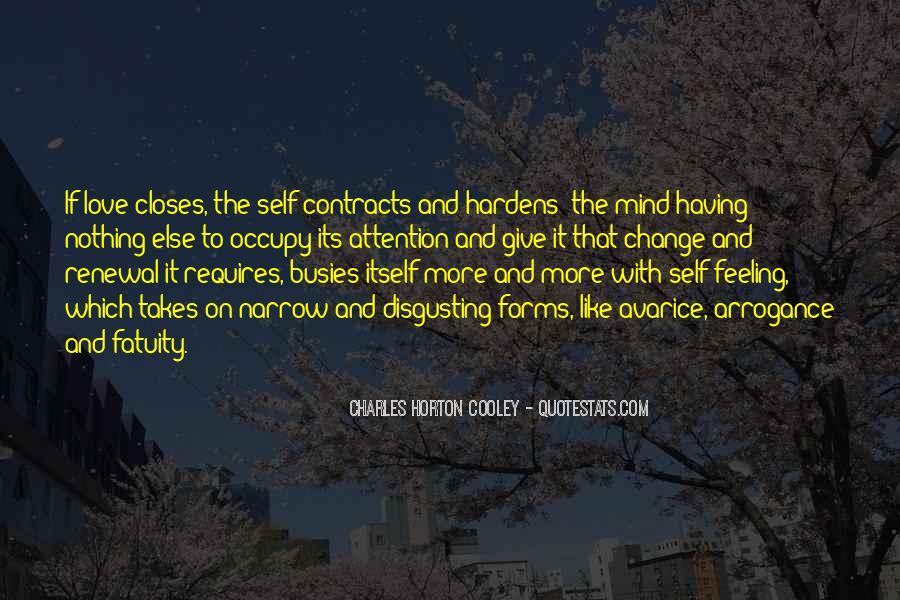 Horton Cooley Quotes #1150551