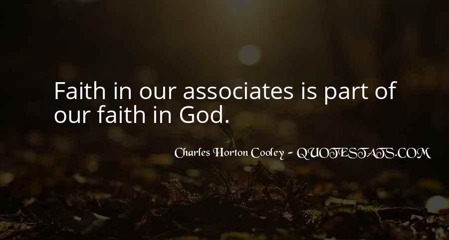 Horton Cooley Quotes #1226836