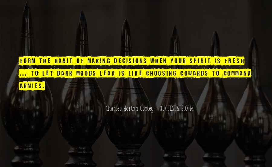 Horton Cooley Quotes #1277269