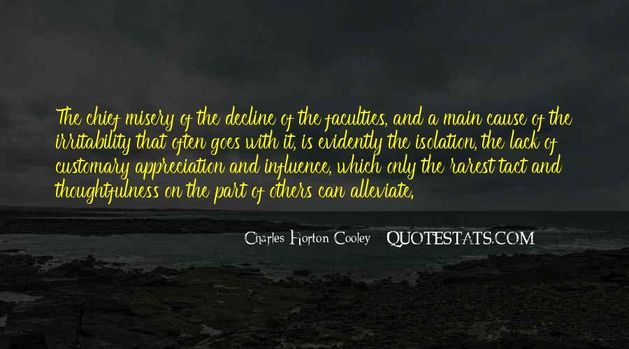 Horton Cooley Quotes #1576509