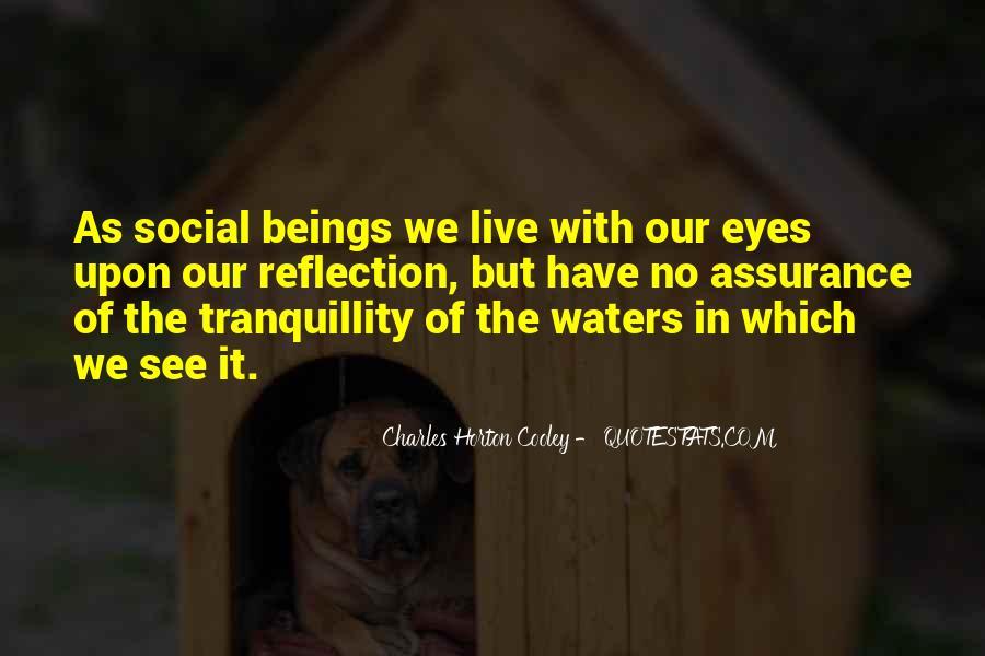 Horton Cooley Quotes #429049