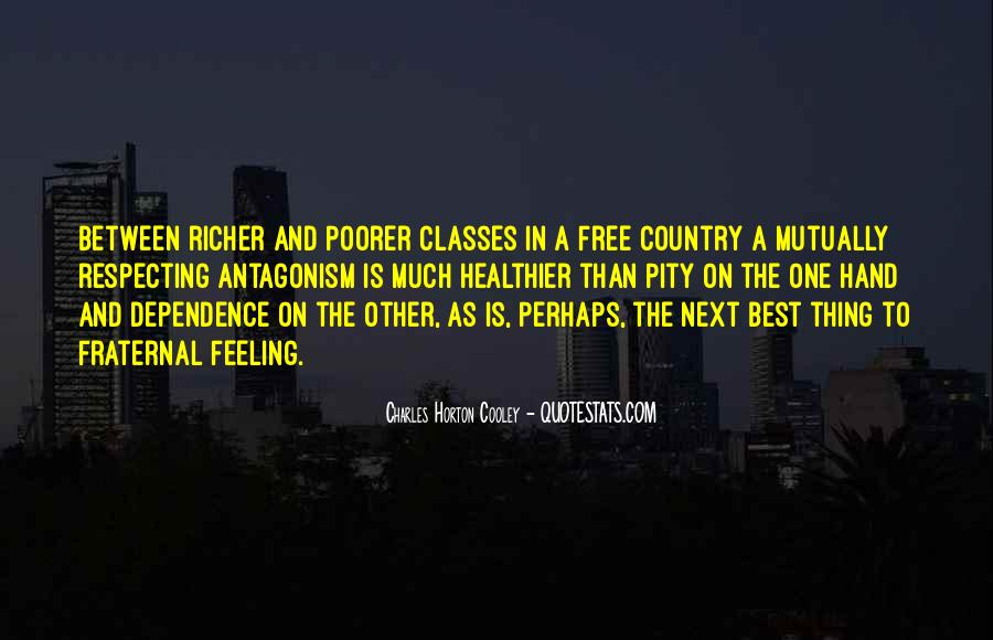 Horton Cooley Quotes #727943