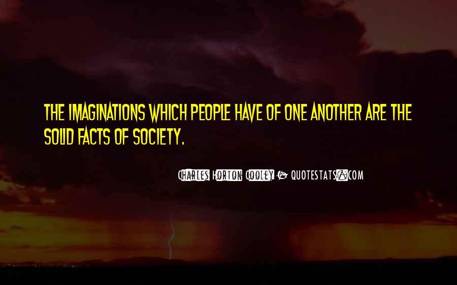 Horton Cooley Quotes #908763