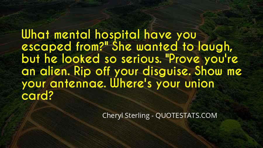 Hospital Humor Quotes #1027676