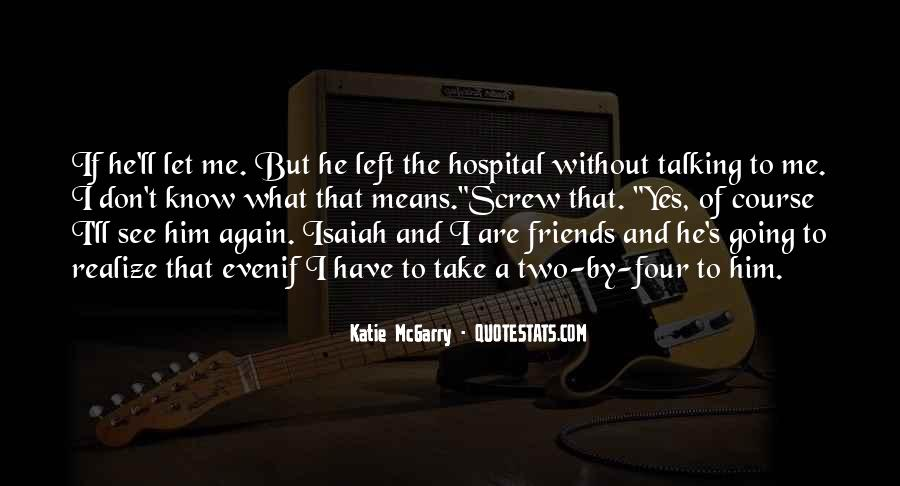 Hospital Humor Quotes #1154697