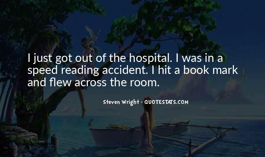Hospital Humor Quotes #1630973