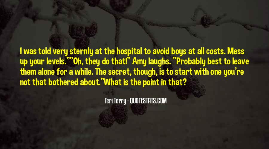 Hospital Humor Quotes #173010