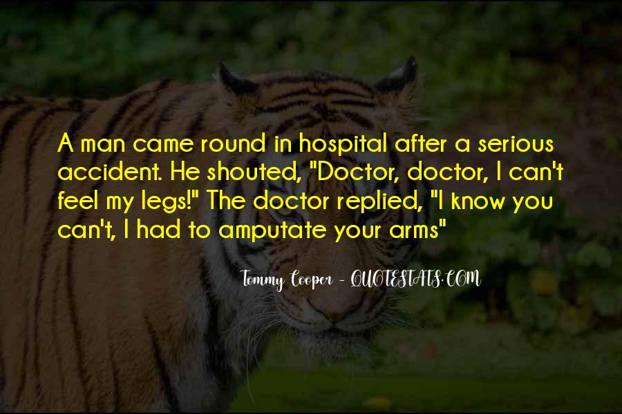 Hospital Humor Quotes #818308
