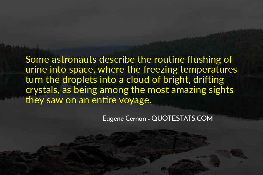 Quotes About Flushing #1158579