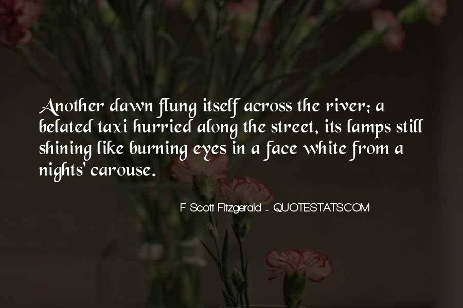 Quotes About Flung #600840