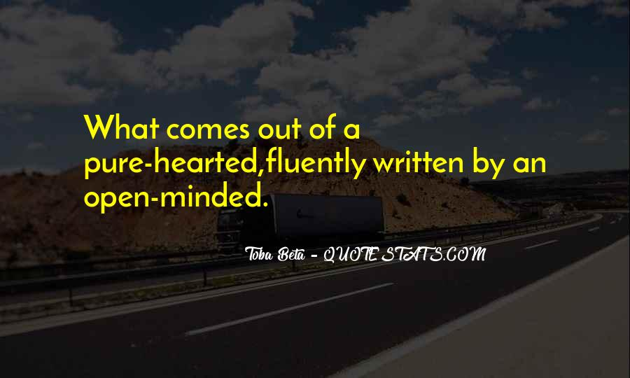 Quotes About Fluently #1268672