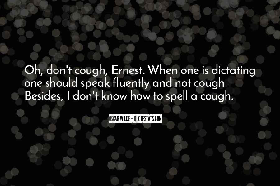Quotes About Fluently #1536285