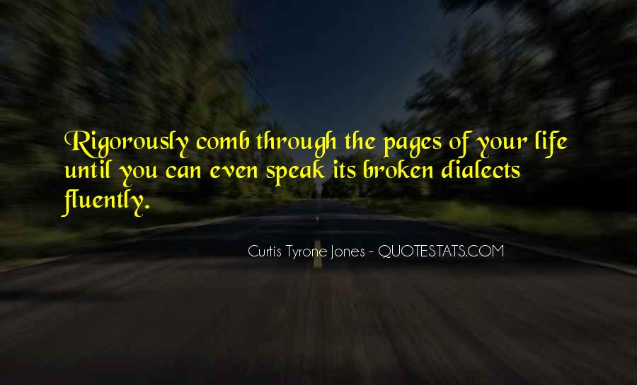 Quotes About Fluently #1536726