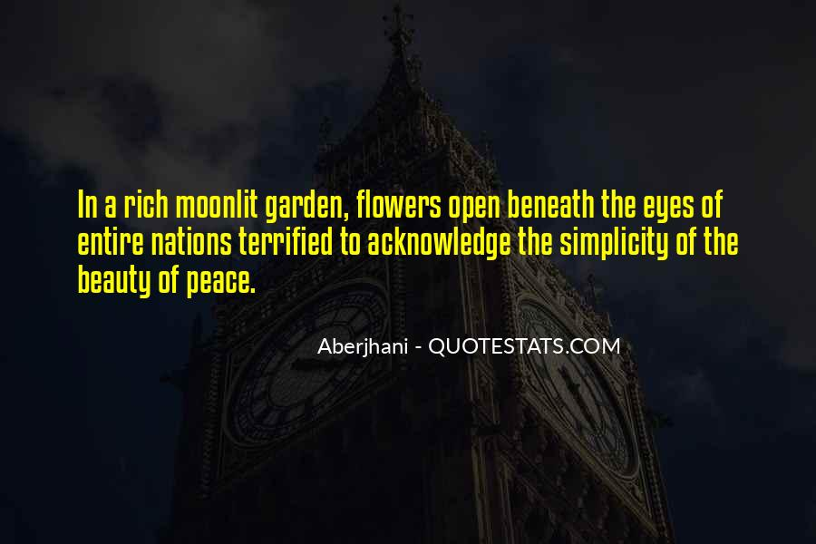 Quotes About Flowers Famous #761075