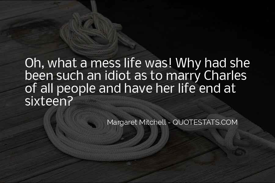 Hot Mess Pic Quotes #77401
