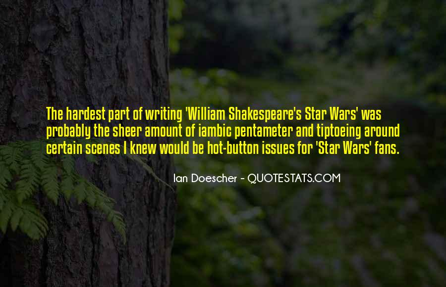 Hot Star Wars Quotes #1661955