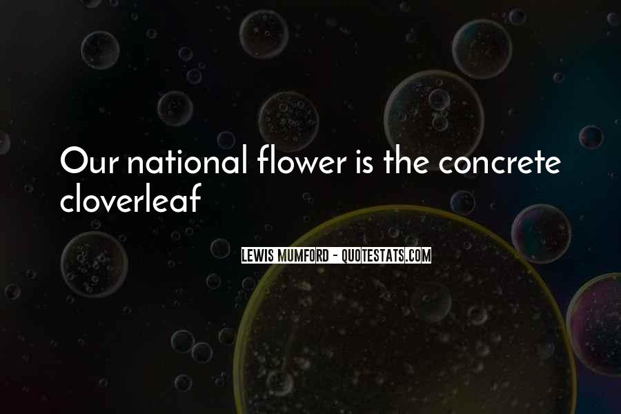 Quotes About Flower #12815