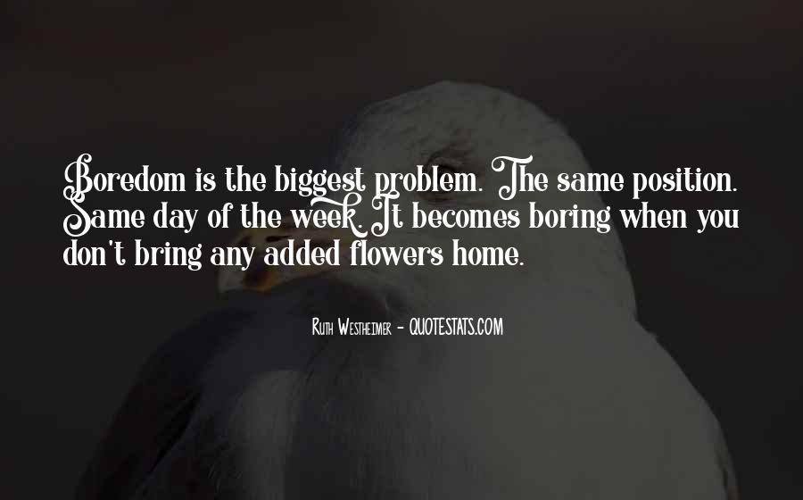 Quotes About Flower #33735