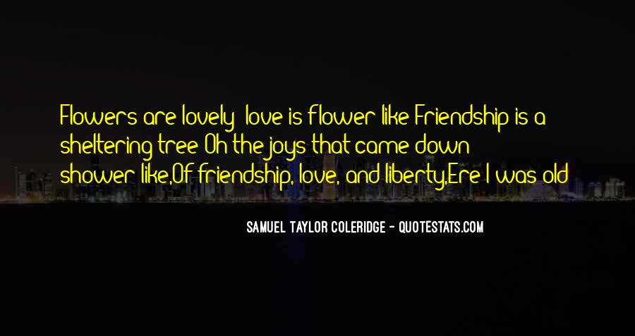Quotes About Flower #45142