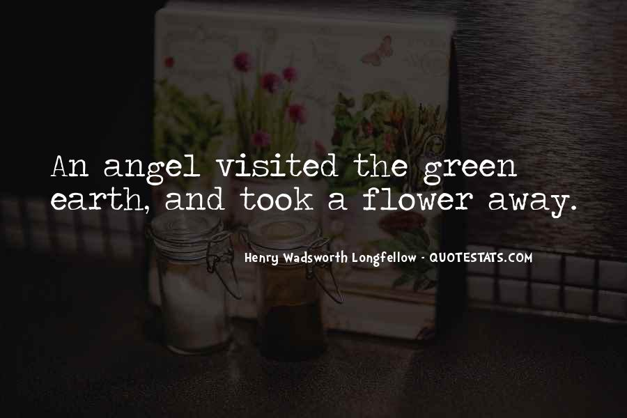 Quotes About Flower #60421