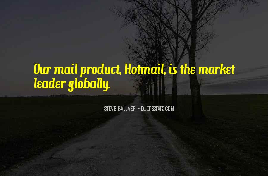 Hotmail Quotes #1060830