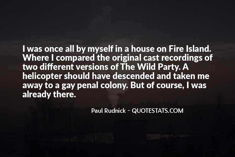 House On Fire Quotes #1046144