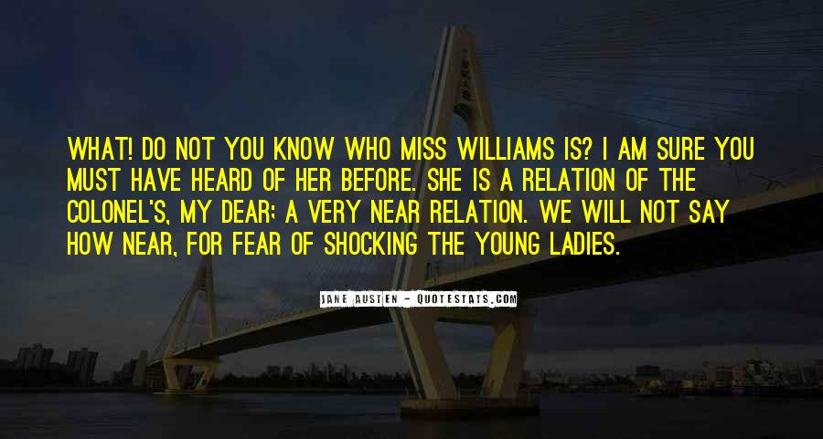 How Do I Miss You Quotes #620597