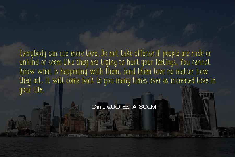How Do You Know If You're In Love Quotes #1778003