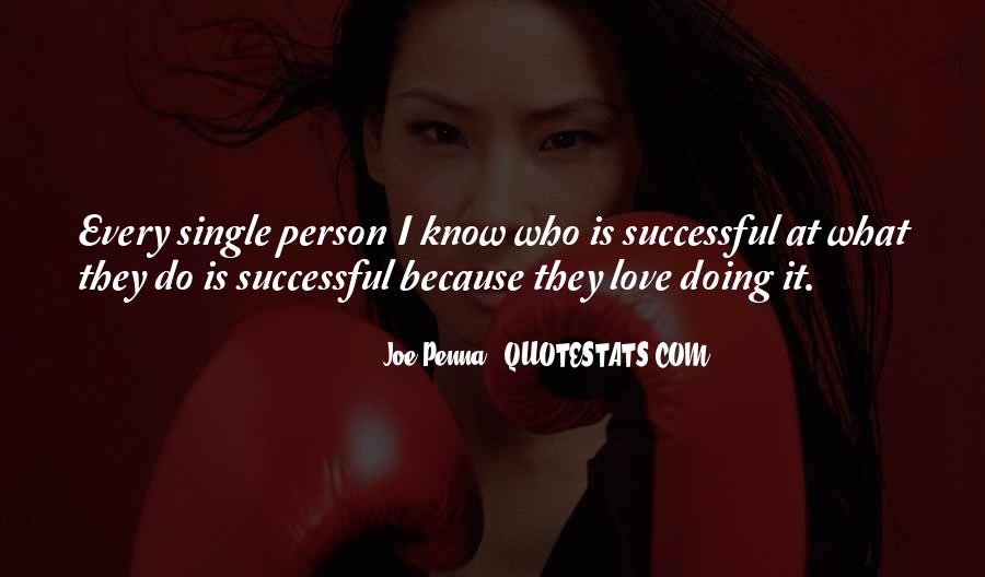 How Do You Know If You're In Love Quotes #4924