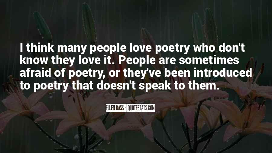 How Do You Know If You're In Love Quotes #5166