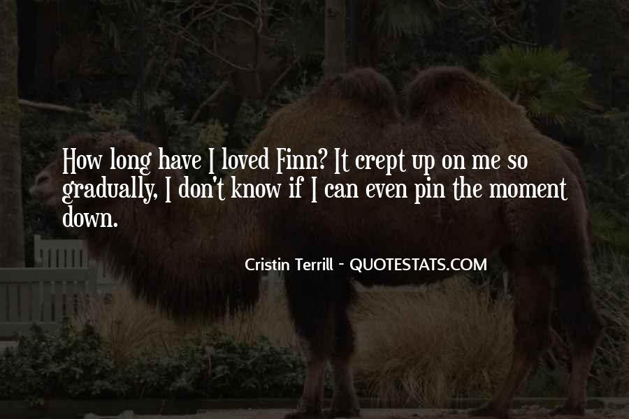 How Do You Know If You're In Love Quotes #7700