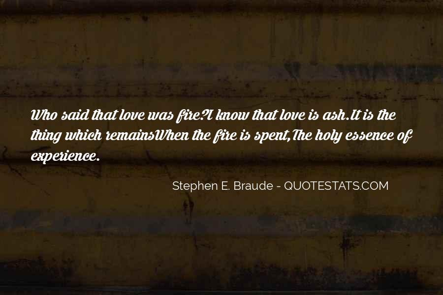 How Do You Know If You're In Love Quotes #8242