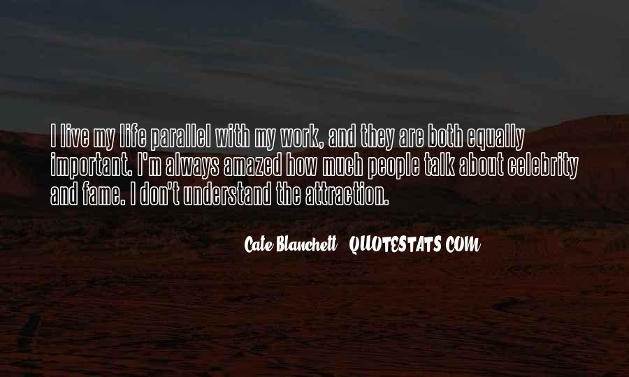 How I Live My Life Quotes #1175895