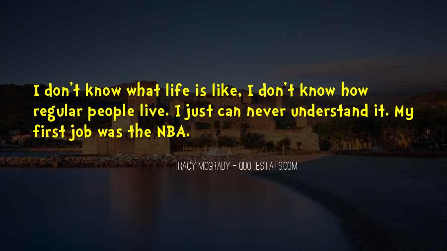 How I Live My Life Quotes #36580