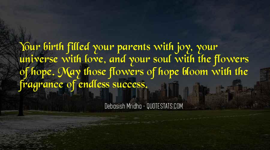 How I Love My Parents Quotes #104721