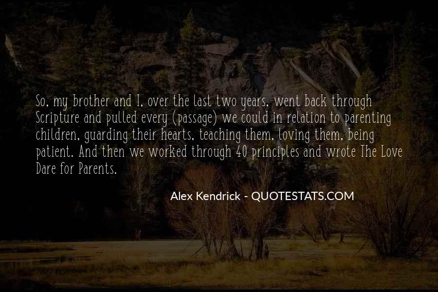 How I Love My Parents Quotes #115464