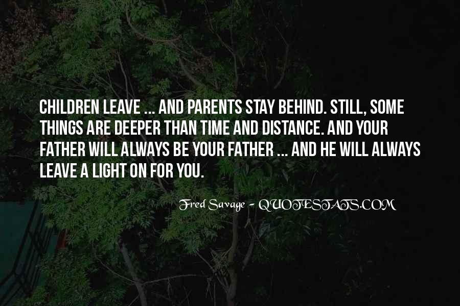 How I Love My Parents Quotes #28656