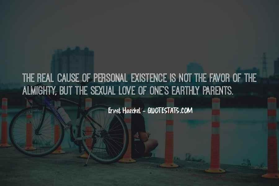 How I Love My Parents Quotes #52438