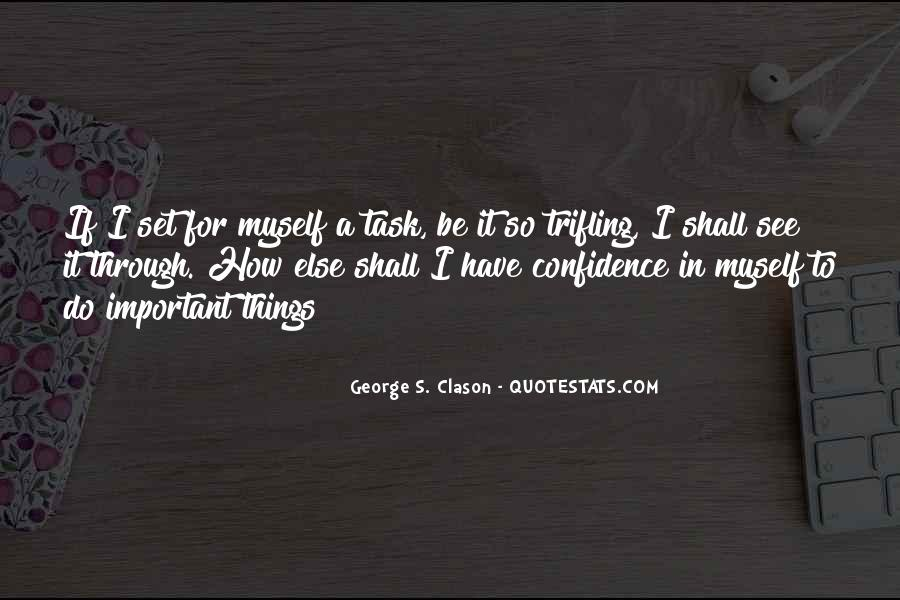 How I See Myself Quotes #1175163