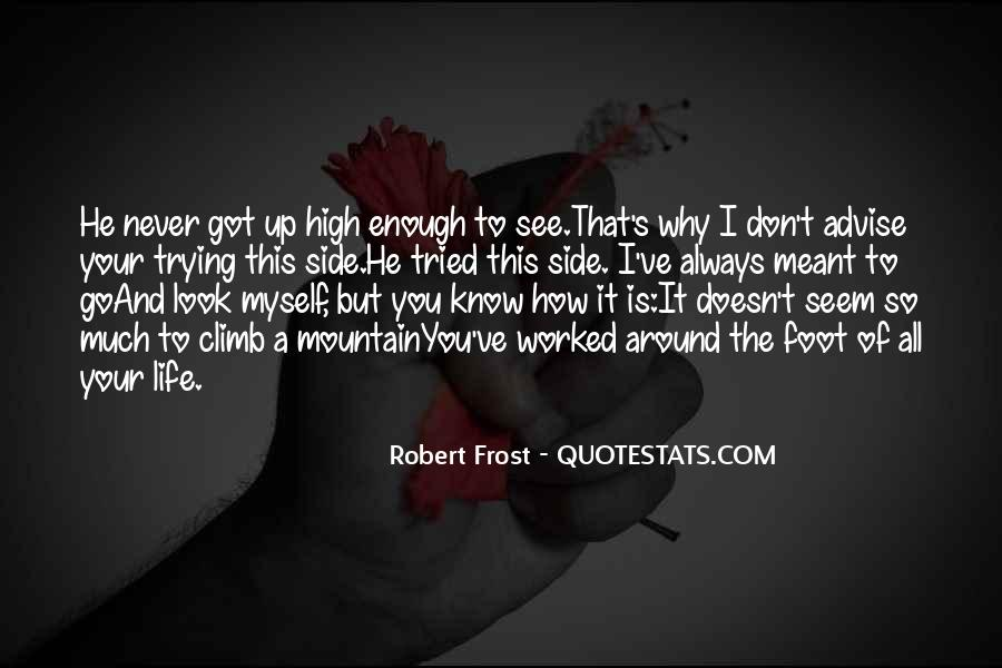 How I See Myself Quotes #125187