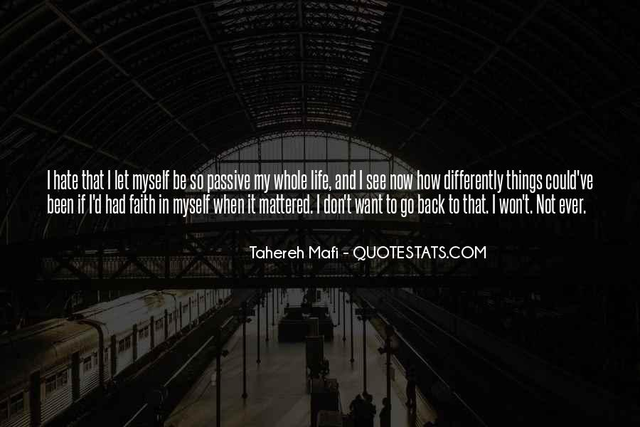 How I See Myself Quotes #1291897